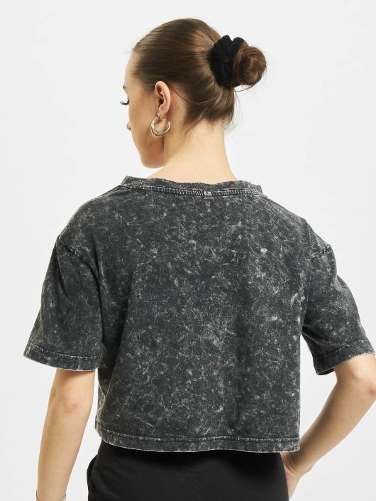 Urban Classics T-skjorter Random Wash Short Oversize grå