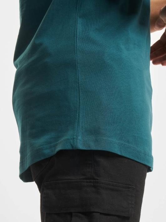 Urban Classics T-skjorter Shaped Oversized grøn