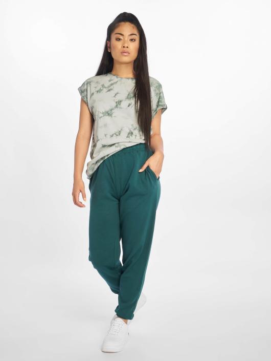 Urban Classics T-skjorter Batic Extended grøn