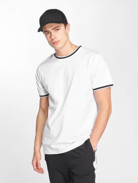 Urban Classics T-skjorter Classics College hvit