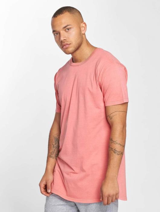 Urban Classics T-skjorter Garment lyserosa