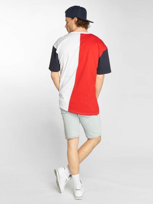 Urban Classics T-skjorter Harlequin red