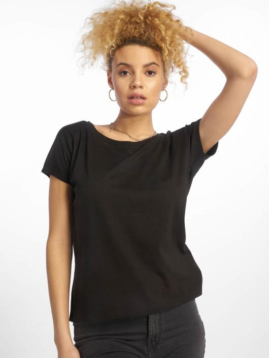 Urban Classics T-skjorter Basic Drop svart
