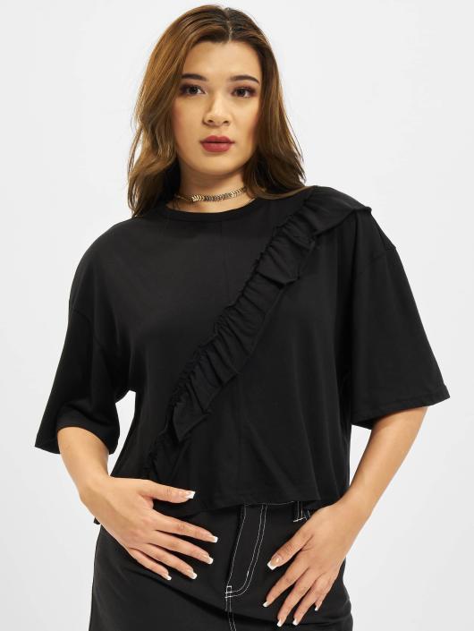 Urban Classics T-skjorter Oversize svart