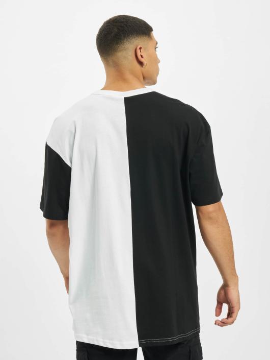 Urban Classics T-skjorter Harlequin Oversize svart