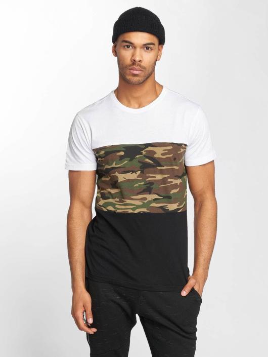 Urban Classics T-skjorter Classics Color svart