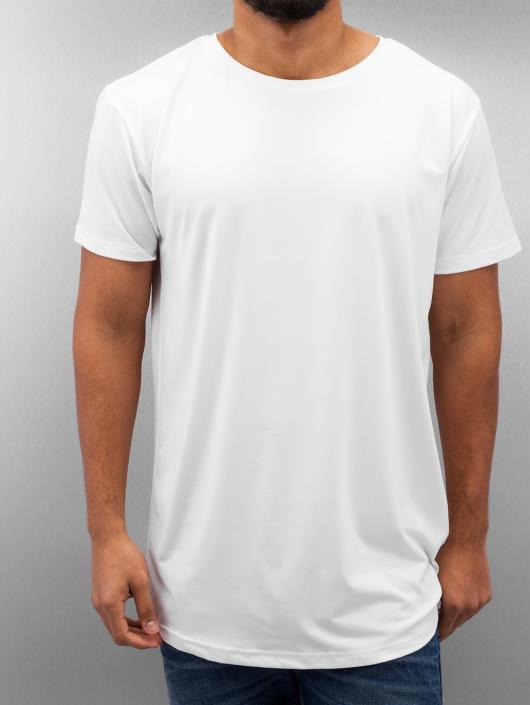 Urban Classics Tall Tees Shaped Neopren Long white