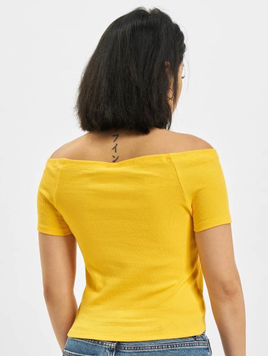 Urban Classics Topy/Tielka Rebecca žltá