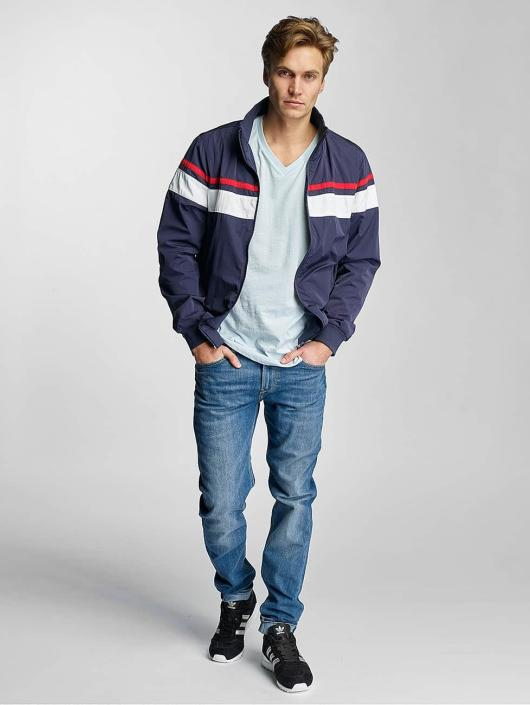 Urban Classics Transitional Jackets Nylon 3-Tone blå