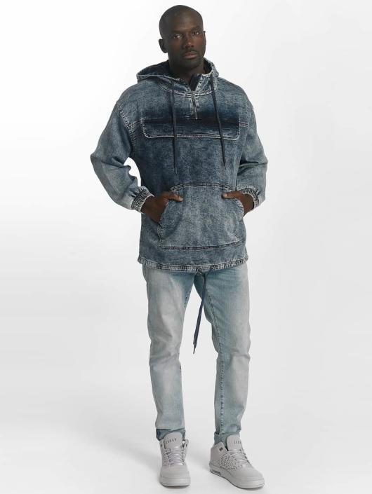 Urban Classics Transitional Jackets Denim blå