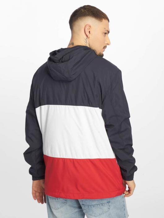 Urban Classics Transitional Jackets Color Block blå