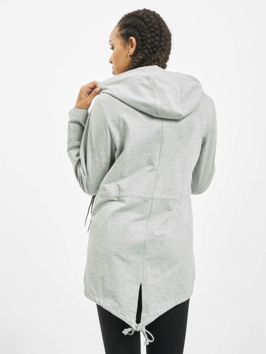 Urban Classics Transitional Jackets Terry grå