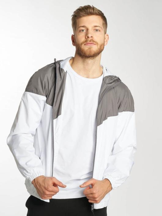 Urban Classics Transitional Jackets 2-Tone Tech grå