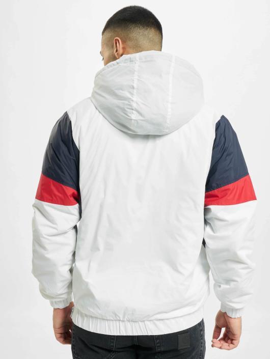 Urban Classics Transitional Jackets 3 Tone Pull Over hvit