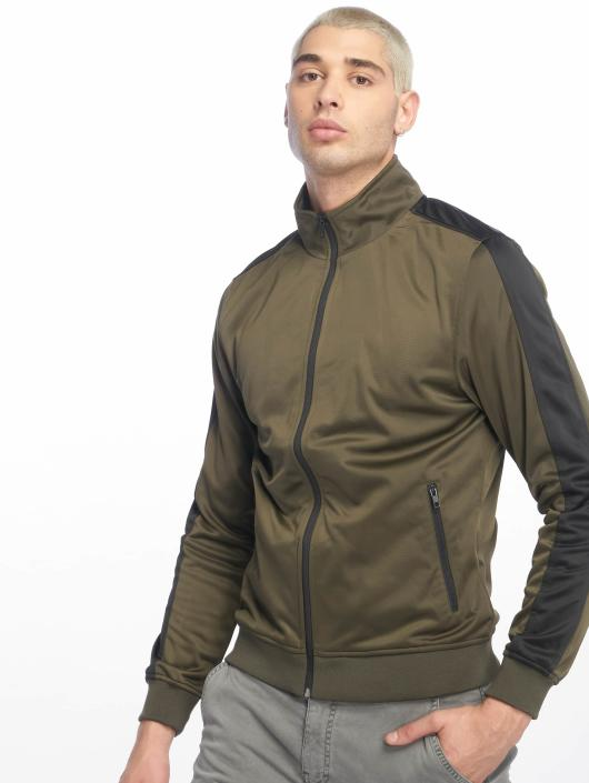 Urban Classics Transitional Jackets Track oliven