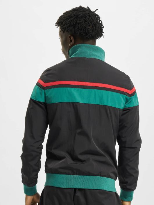 Urban Classics Transitional Jackets Nylon 3-Tone svart