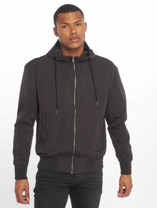 Urban Classics Transitional Jackets Nylon svart
