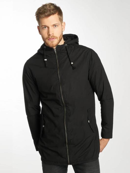 Urban Classics Transitional Jackets Light Cotton svart