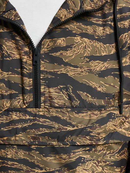 Urban Classics Übergangsjacke Tiger Camo camouflage