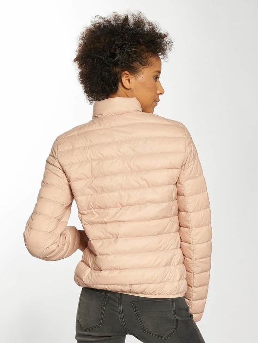 Urban Classics Übergangsjacke Basic Down rosa