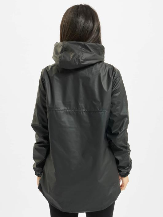 Urban Classics Übergangsjacke High Neck Pull Over schwarz