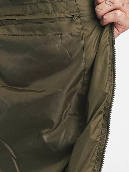 Urban Classics Vattert jakker Basic Bubble oliven