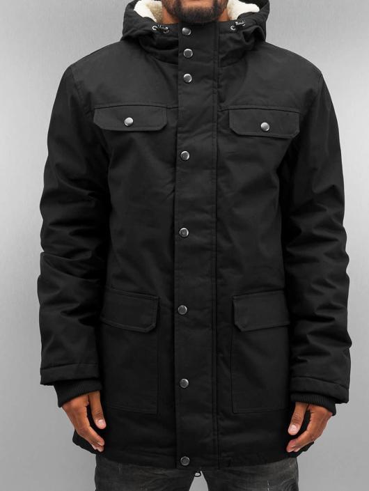 Urban Classics Vinterjakke Heave Cotton svart