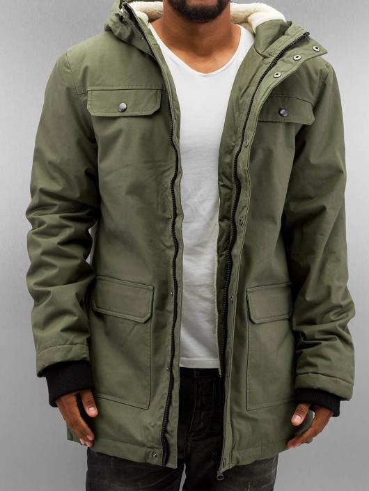 Urban Classics Winter Jacket Heave Cotton olive