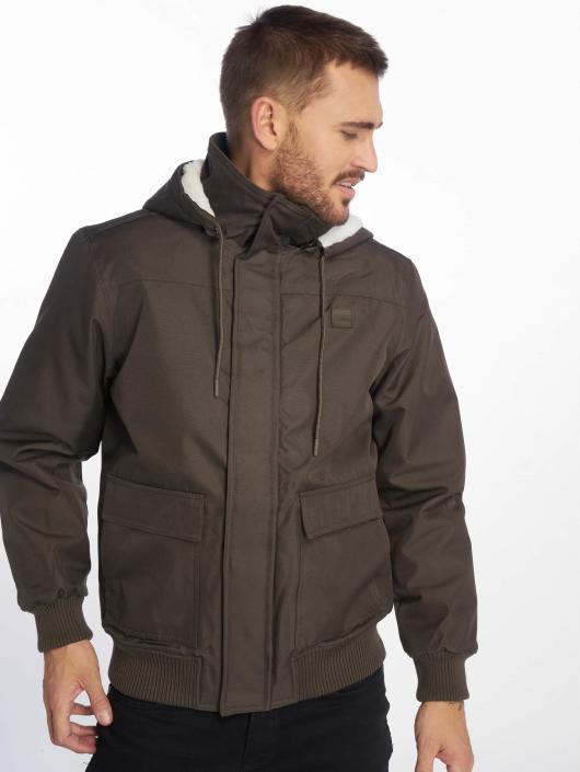 Urban Classics Winter Jacket Heavy olive