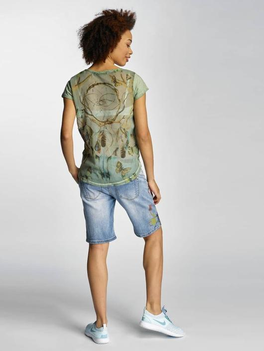 Urban Surface Camiseta Dreamcatcher verde
