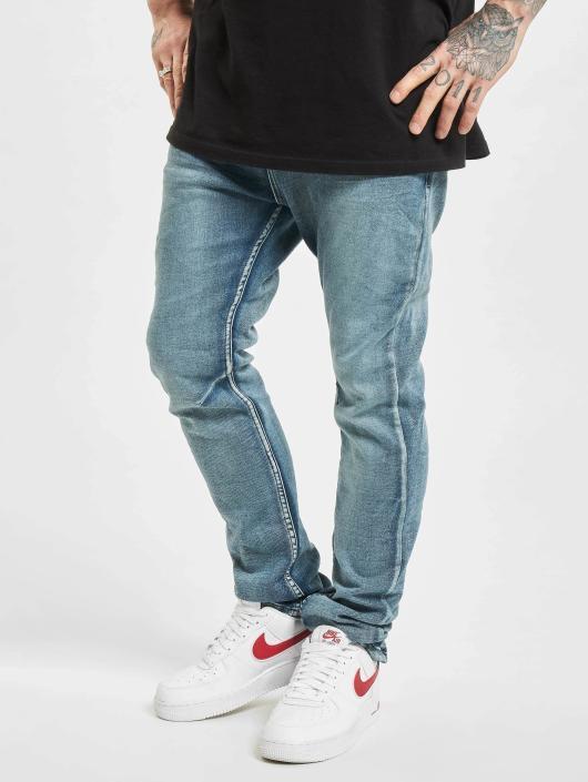 Urban Surface Spodnie do joggingu Sweat Denim Optics niebieski