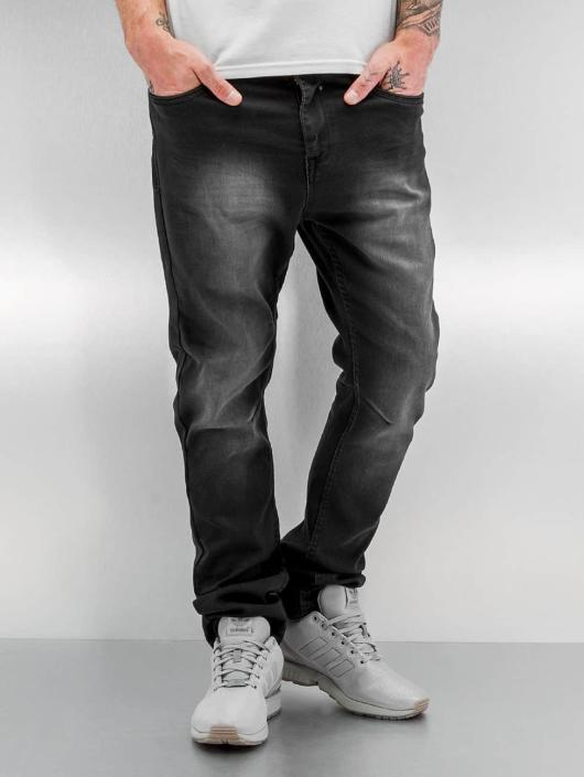 Urban Surface Straight Fit Jeans Sweat Denim Optics schwarz