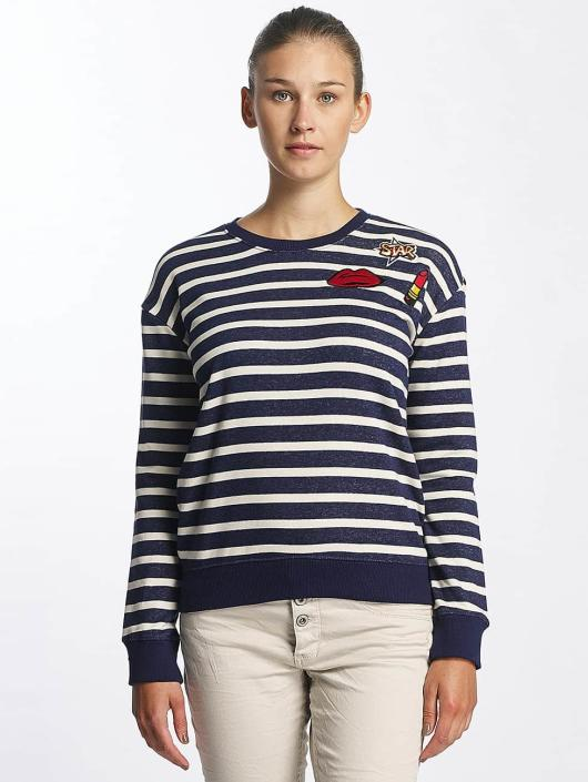 Urban Surface Sweat & Pull Striped Patch bleu