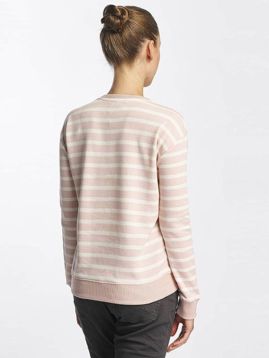 Urban Surface Sweat & Pull Striped Patch rose