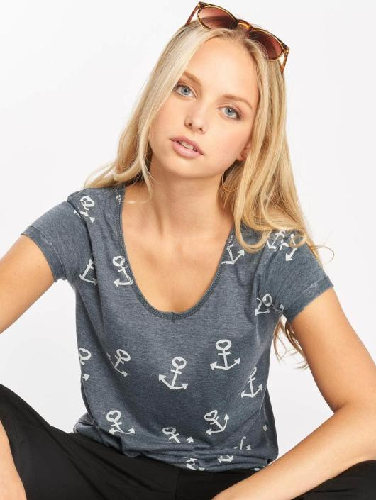 Urban Surface t-shirt Anchor blauw
