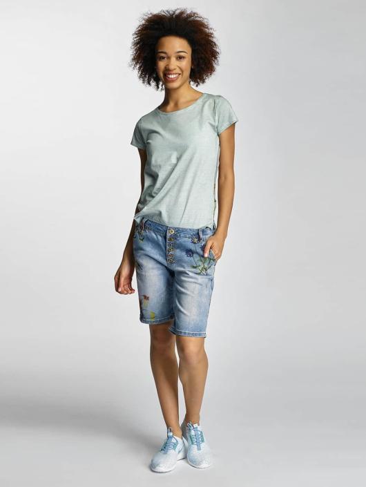 Surface shirt 346100 Dreamcatcher Bleu T Urban Femme JcuTF5l1K3