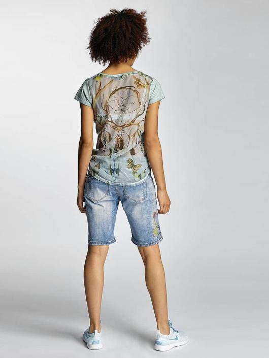 Urban Surface T-Shirt Dreamcatcher blue