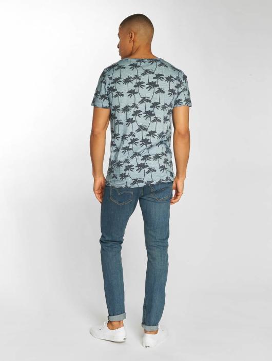 Urban Surface T-Shirt Sunset blue