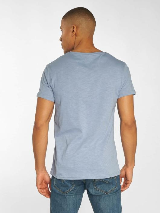 Urban Surface T-Shirt Skyline blue