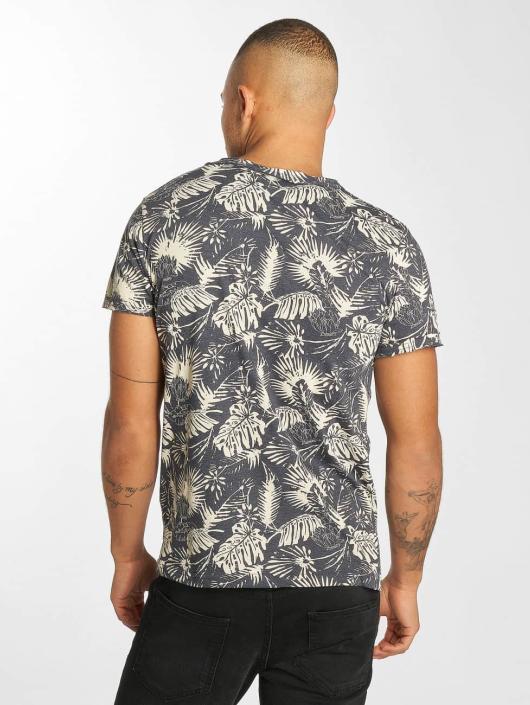 Urban Surface T-Shirt Allover blue