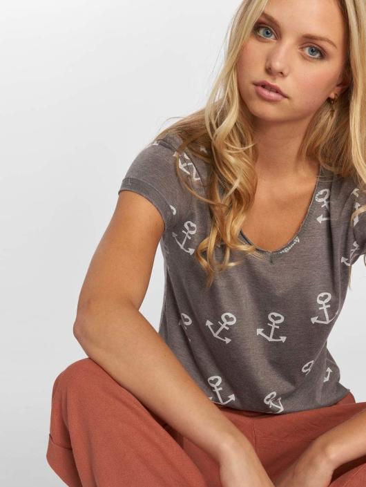 Urban Surface t-shirt Anchor grijs