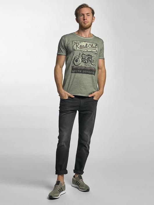 Urban Surface T-Shirt South Division grün