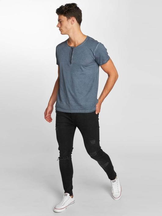 Urban Surface t-shirt Zesiro indigo