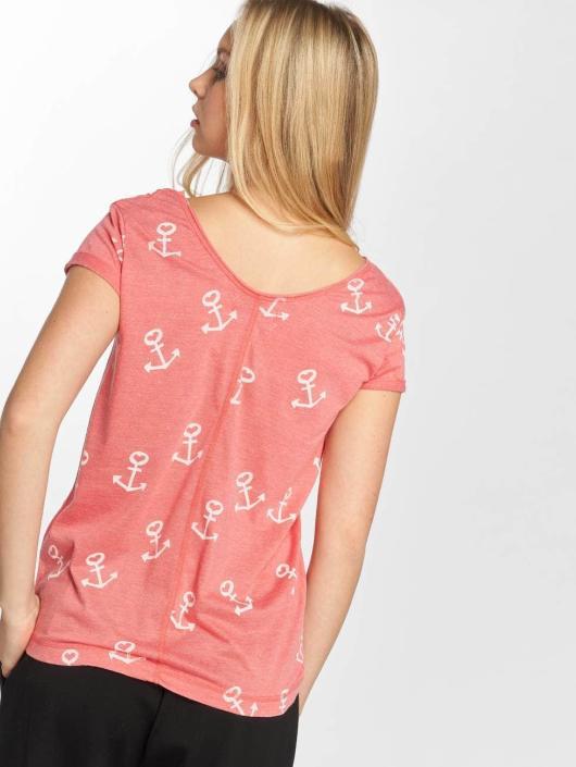 Urban Surface T-Shirt Anchor rouge