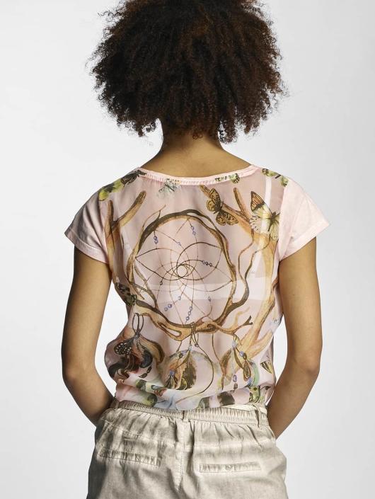 Urban Surface Tričká Dreamcatcher ružová