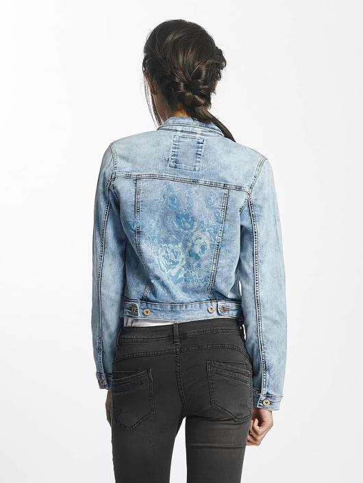 Urban Surface Veste Jean Stitched bleu