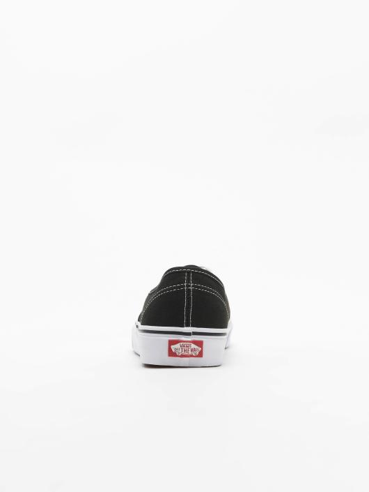 Vans Sneaker Authentic schwarz