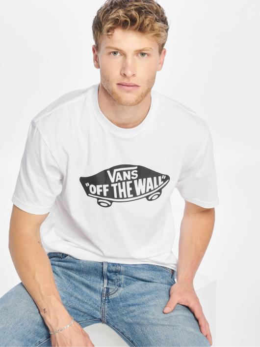 Vans T-Shirt Off The Wall weiß