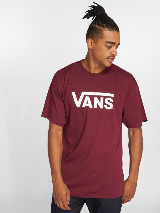 Vans T-skjorter Classic red