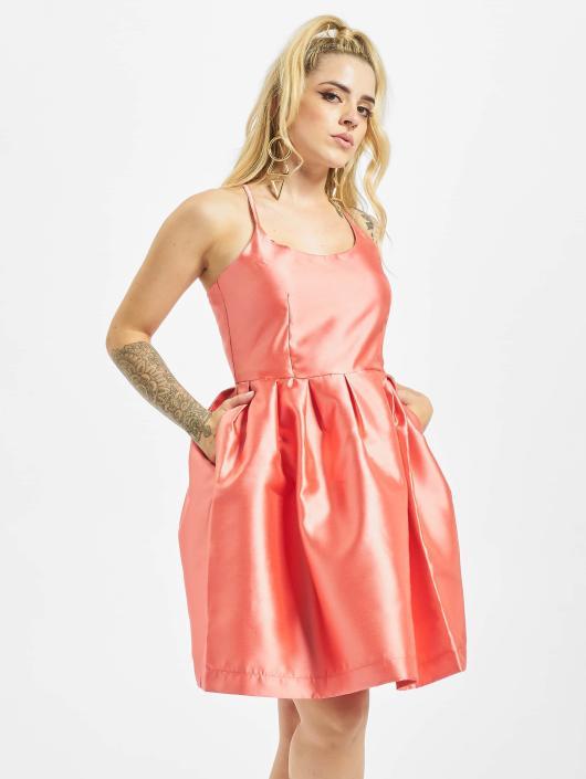 Vero Moda Šaty vmNatty Strap oranžová